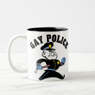 Regalo gay divertido taza de café