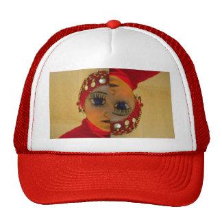 regalo gitano cibernético de la ocasión del hippie gorras