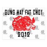 Regalo gordo 2012 de Choy del heno de Gung