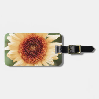 Regalo hermoso de la flor etiquetas bolsa