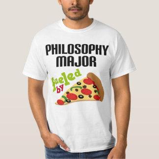 Regalo importante de la filosofía (pizza) polera