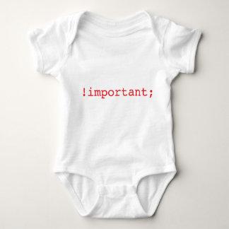 regalo importante del padre del empollón del css camisas