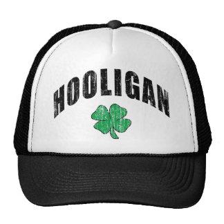 Regalo irlandés del gamberro gorra