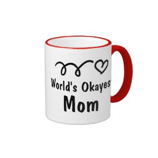 Regalo lindo de la taza de café de la mamá el | de