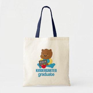 Regalo lindo del oso de la graduación de la bolsa tela barata