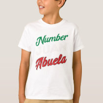 Regalo para Abuela Mexican Grandma Mothers Day T-Shirt
