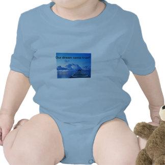 Regalo para el bebé, regalo especial para los nuev camiseta