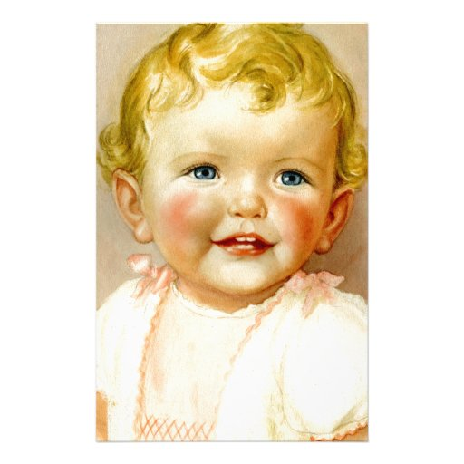 ¡regalo perfecto para un nacimiento de la niña! papelería personalizada