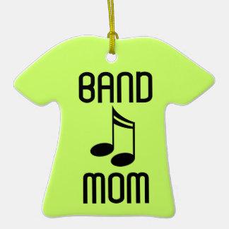Regalo personalizado de la música de la mamá de la adorno