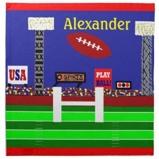 Regalo personalizado fútbol de 2012 de los niños s