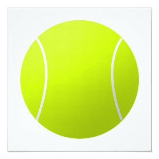 """Regalo personalizado personalizado de la pelota de invitación 5.25"""" x 5.25"""""""