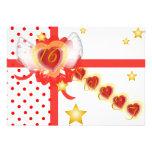 Regalo-Personalizar del dulce dieciséis del amor Invitacion Personalizada