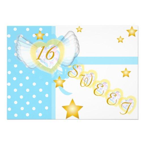 Regalo-Personalizar del dulce dieciséis del amor Anuncios