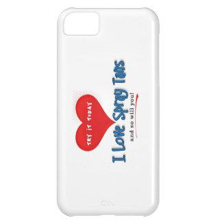 Regalo que broncea del aerosol o productos promoci carcasa para iPhone 5C