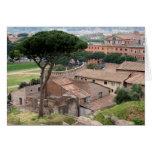 Regalo romano italiano tarjetas