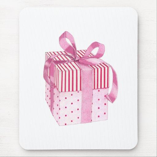 Regalo rosado Mousepad