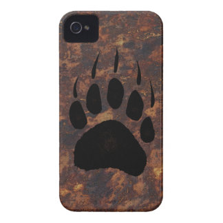 Regalo salvaje de la fauna de los Animal-amantes Case-Mate iPhone 4 Protector