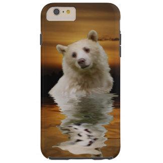 Regalo salvaje de la fauna de los Animal-amantes Funda Para iPhone 6 Plus Tough