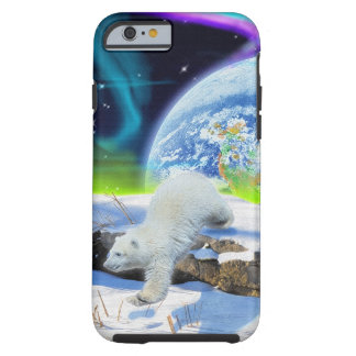Regalo salvaje de la fauna de los Animal-amantes Funda Para iPhone 6 Tough