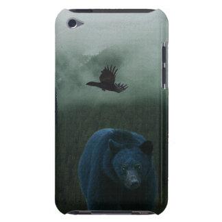 Regalo salvaje de la fauna de los Animal-amantes iPod Case-Mate Cárcasa