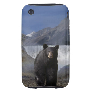 Regalo salvaje de la fauna de los Animal-amantes Tough iPhone 3 Funda
