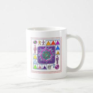 Regalo una estrella púrpura - lleve uno usted mism taza de café