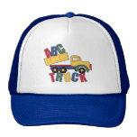 Regalo único del bebé gorras de camionero