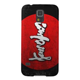 Regalos 04 del estilo del vintage del Feng-shui Carcasa De Galaxy S5