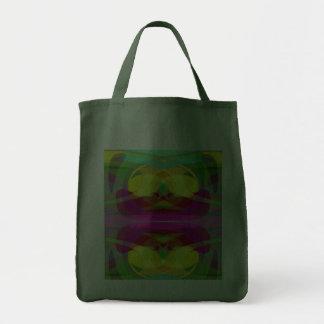 Regalos abstractos coloridos del cojín de lirio pa bolsas lienzo