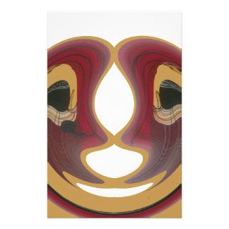 Regalos africanos cómicos de la tribu de Hakuna Ma Papelería