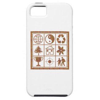 REGALOS agradables de los revendedores de la iPhone 5 Case-Mate Protectores