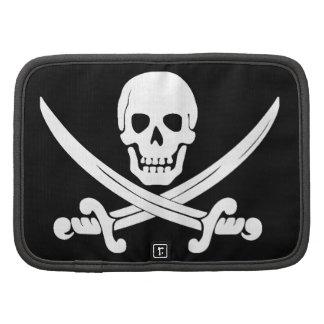 Regalos alegres del cráneo de Rogelio y del pirata Planificadores