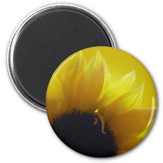 Regalos amarillos alegres del imán del refrigerado