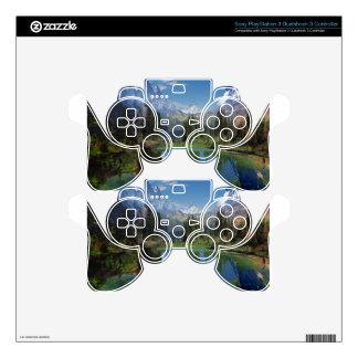Regalos americanos hermosos de la montaña rocosa mando PS3 skins