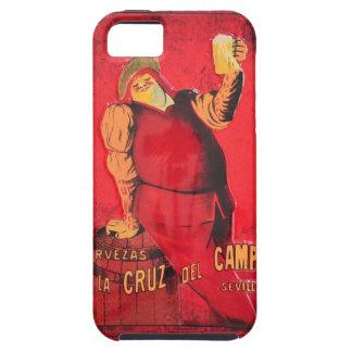 Regalos Anuncio Cerveza Vintage RetroCharms iPhone 5 Funda