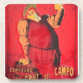 Regalos Anuncio Cerveza Vintage RetroCharms Posavasos De Bebidas