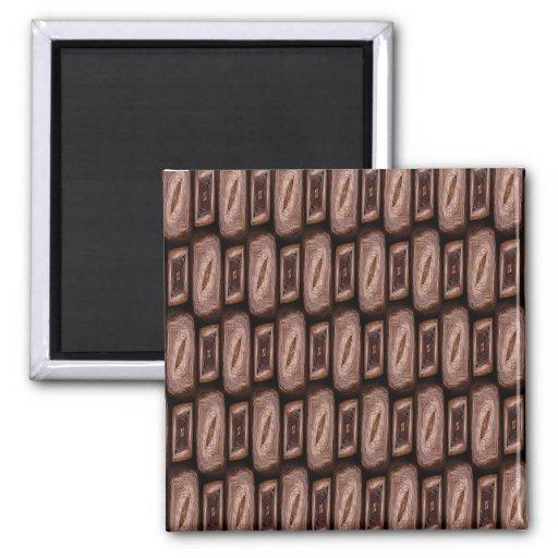 Regalos asados del modelo de los granos de café de imán para frigorífico