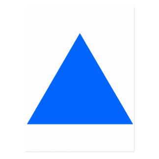Regalos azules de Lt Triangle Trans The MUSEUM Postal