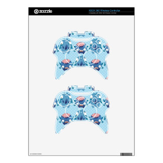 Regalos azules locos de las criaturas de la mando xbox 360 skins