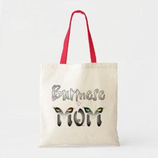 Regalos birmanos de la mamá bolsa tela barata