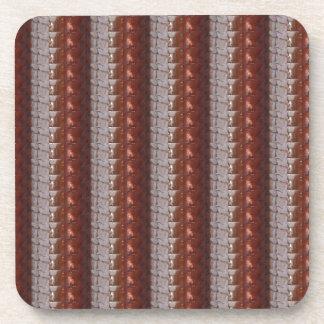 REGALOS bordados grabados chocolate oscuro de la m