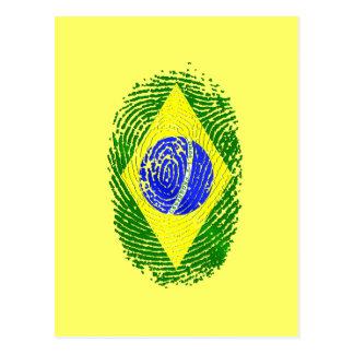 Regalos brasileños del orgullo del Brasil de la hu