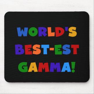 Regalos brillantes gammas de los colores del Mejor Alfombrilla De Ratones