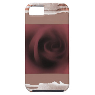 Regalos color de rosa rosados iPhone 5 carcasa