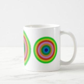 Regalos coloridos del modelo de ojo de toros de lo tazas de café