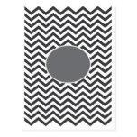 Regalos cones monograma de la clase con sus postal