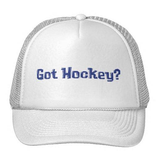 Regalos conseguidos del hockey gorro de camionero