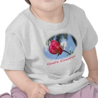 Regalos cristianos del bebé y ropa personalizada d camisetas