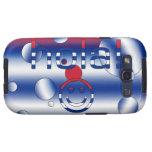 Regalos cubanos: Hola/Hola + Cara sonriente Samsung Galaxy S3 Carcasas