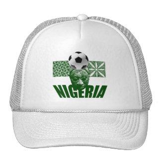 Regalos culturales de las ilustraciones del fútbol gorras
